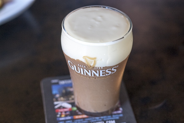 Guinness Mousse