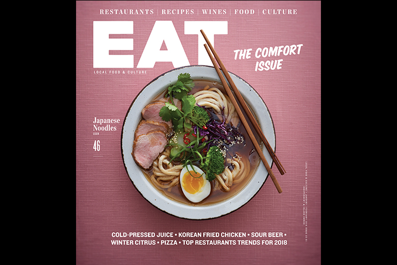 January/February 2018 EAT is out – pick-up a copy