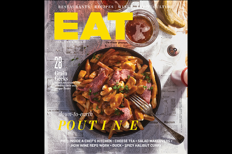 March-April EAT Magazine Is Out